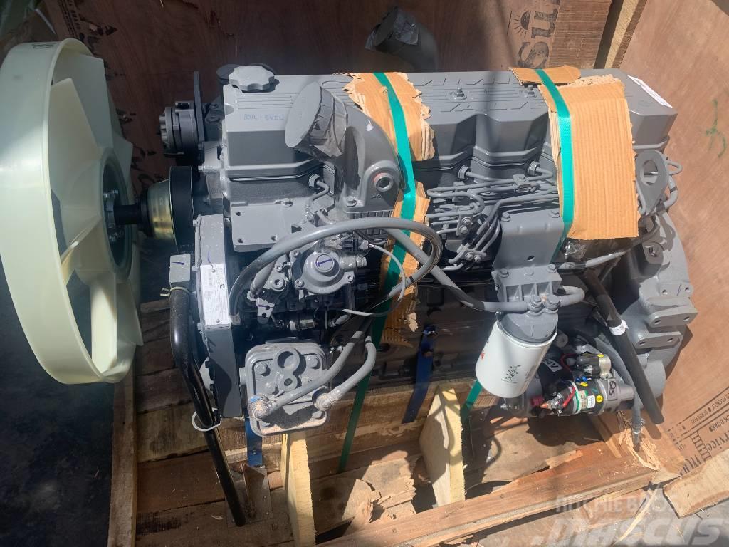 Cummins NEW 6BT 24V Complete Engine Motor (VE/Rotary Pump)