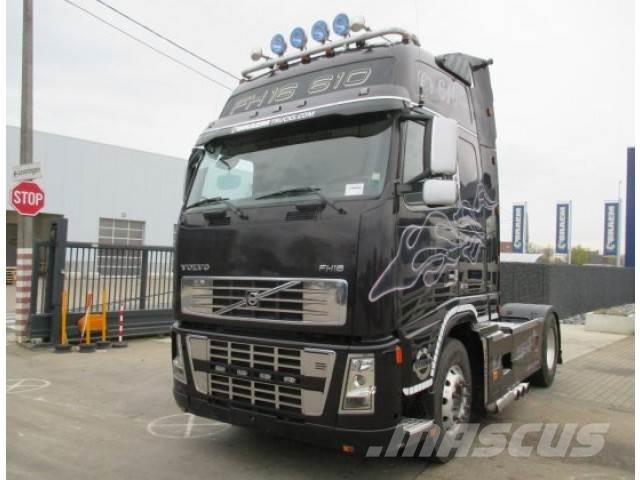 Volvo FH16.610 BLS + manual + intarder