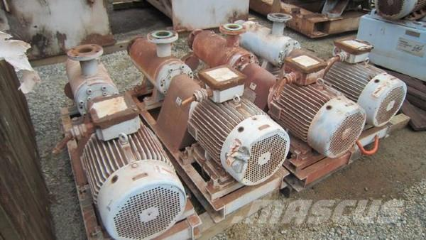 Leistritz Oil Pumps PE39_concrete pumps   Pre Owned Concrete pumps