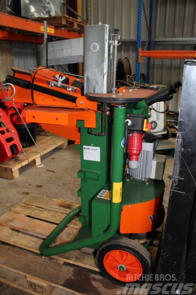 Posch 10T log splitter 400v electric