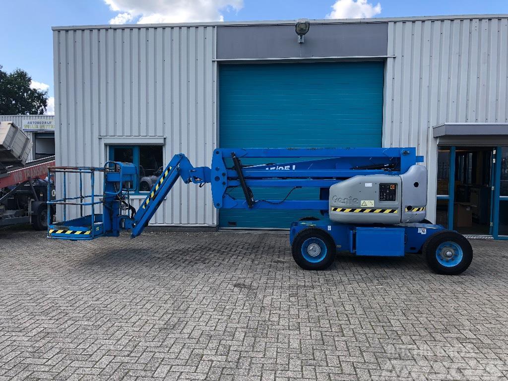 Genie Z45/25J Bi-Energy, 16 m. Hoogwerker, Nieuwe Accu's
