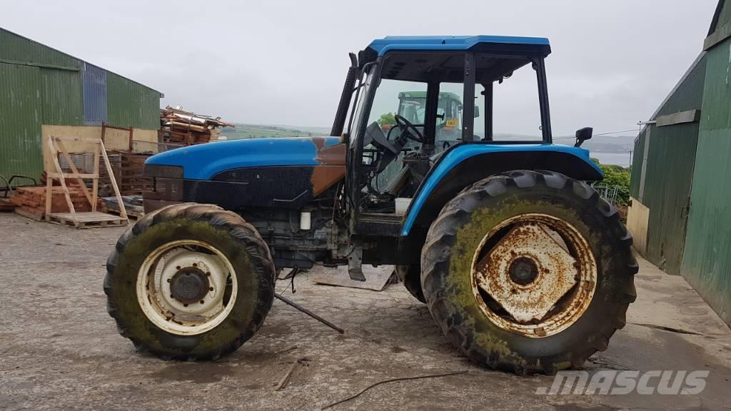 New Holland 8160 RC FOR PARTS ONLY