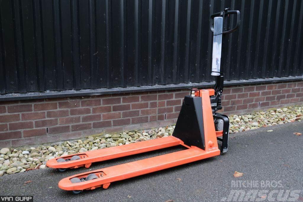 Toyota BT Pro Lifter LHT100 elektrische palletwagen (DEMO