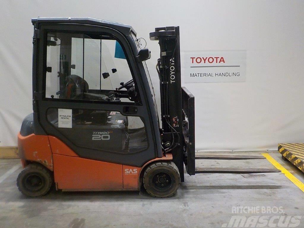 Toyota 8 FB MT 20