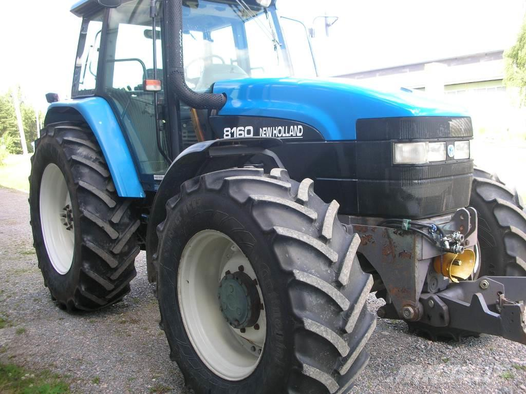 New Holland 8160 RC