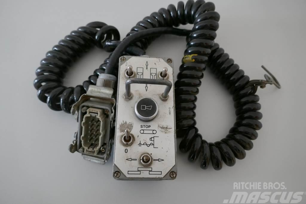 [Other] Betätigung - control switch