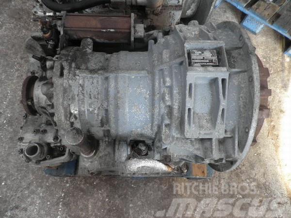 ZF 4 HP 500 / 5 HP 500 / 5 HP 590 / 6 HP 600, 1995, Växellådor