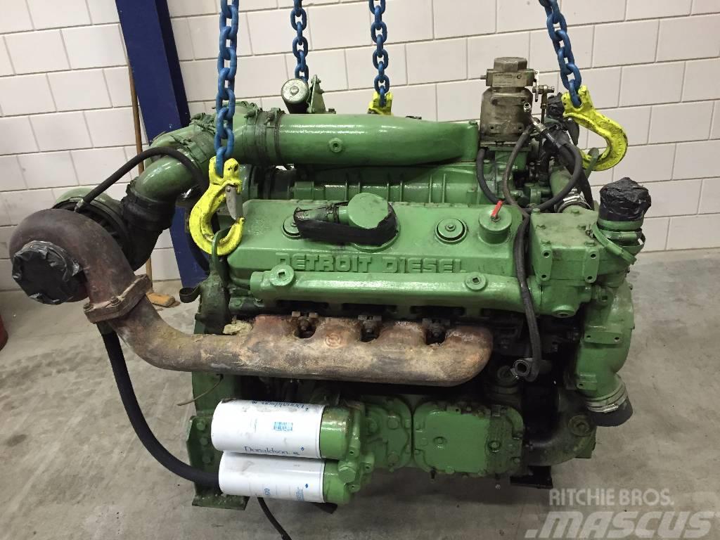 8v92 detroit diesel Manual