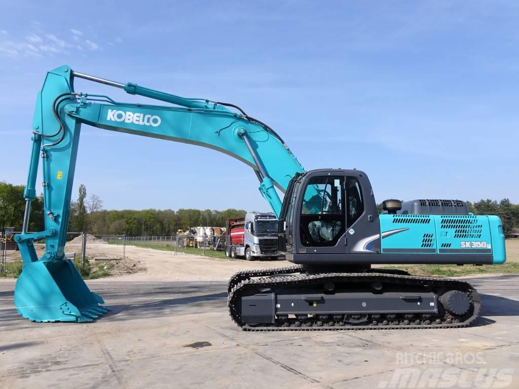 Kobelco SK350LC-8 Unused 3 units arriving soon