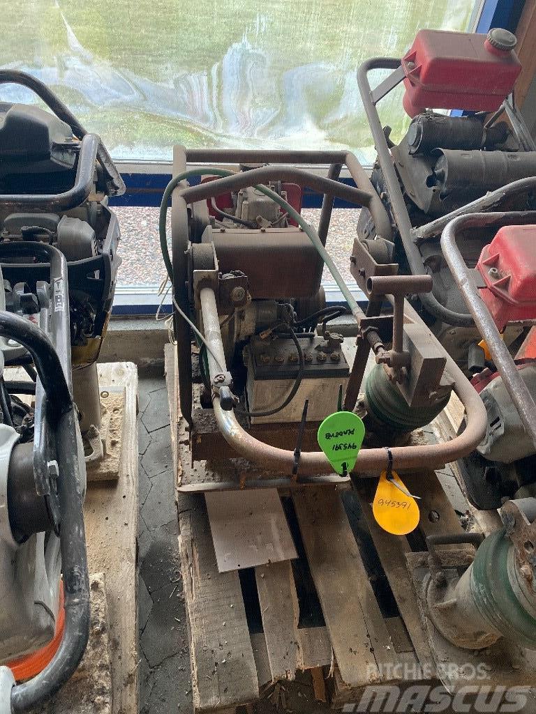 [Other] Pladevibrator diesel