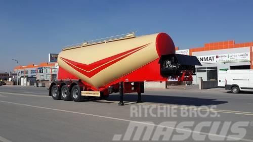 Lider Bulk cement transport tankers