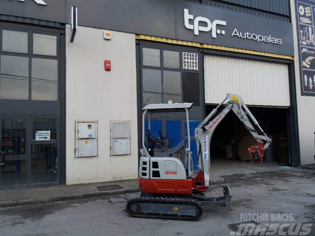Takeuchi TB215R