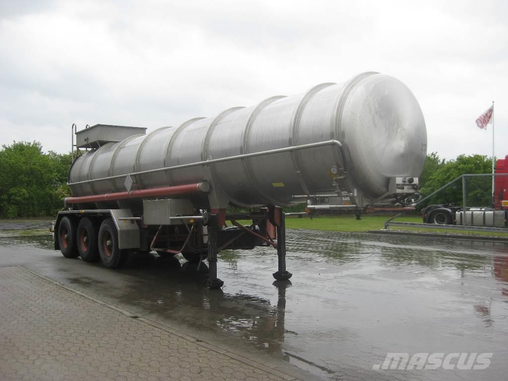 Burg 15+24 coated tanker
