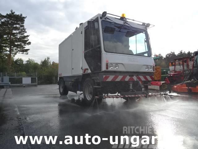 Dulevo 5010 L 5000 Schwemmfahrzeug Laveuse Street Washer