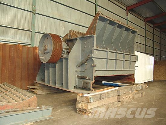 Hazemag 2030 Peabody Holmes Shredder Crusher