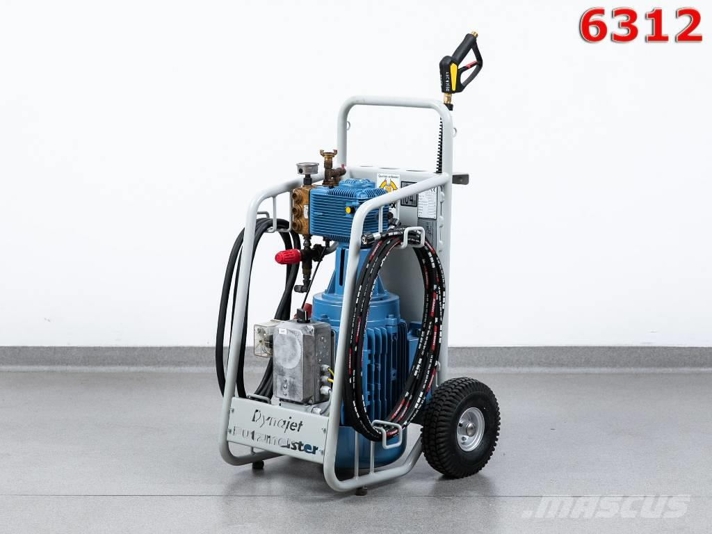 [Other] Pressure washer PUTZMEISTER DYNAJET 150 ME