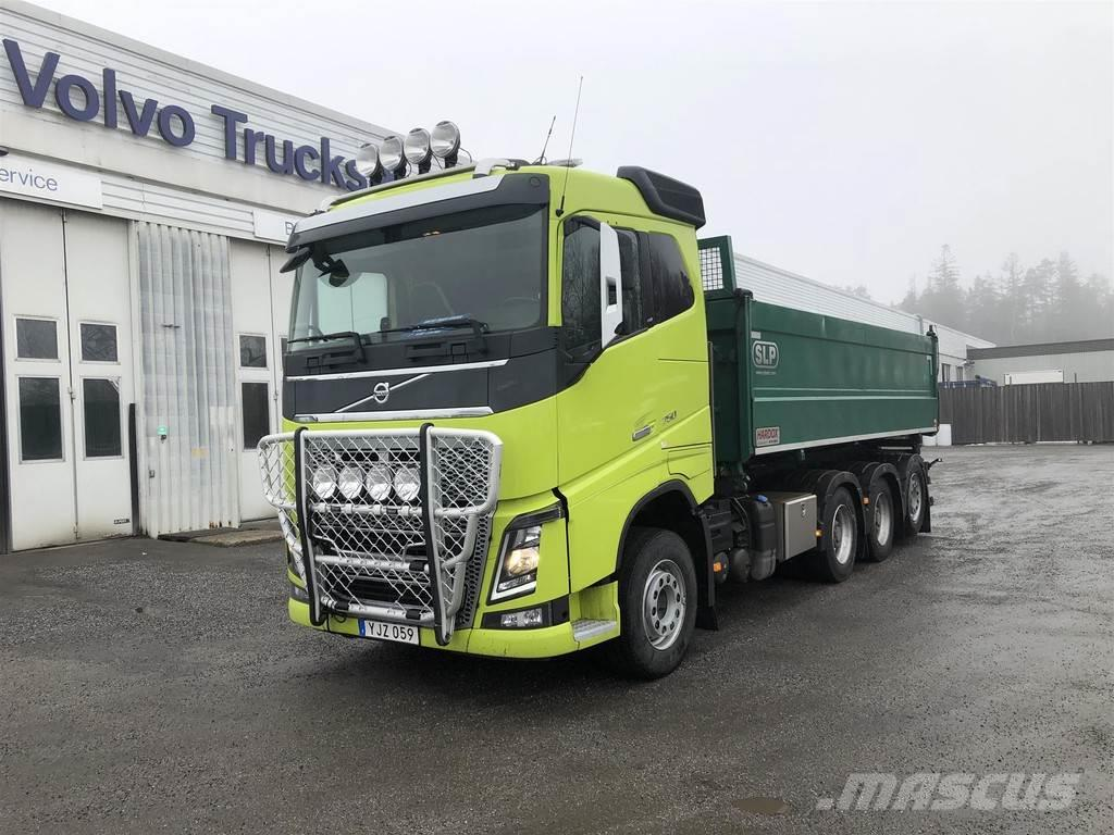 Volvo FH Tippdumper SLP
