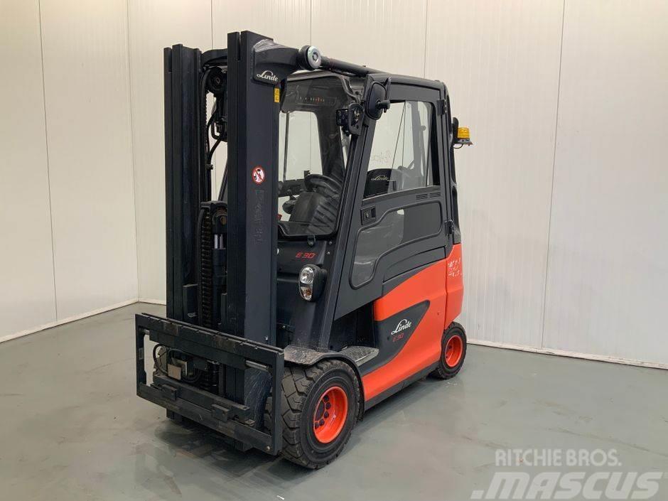 Linde E30/600 H 387 Serie