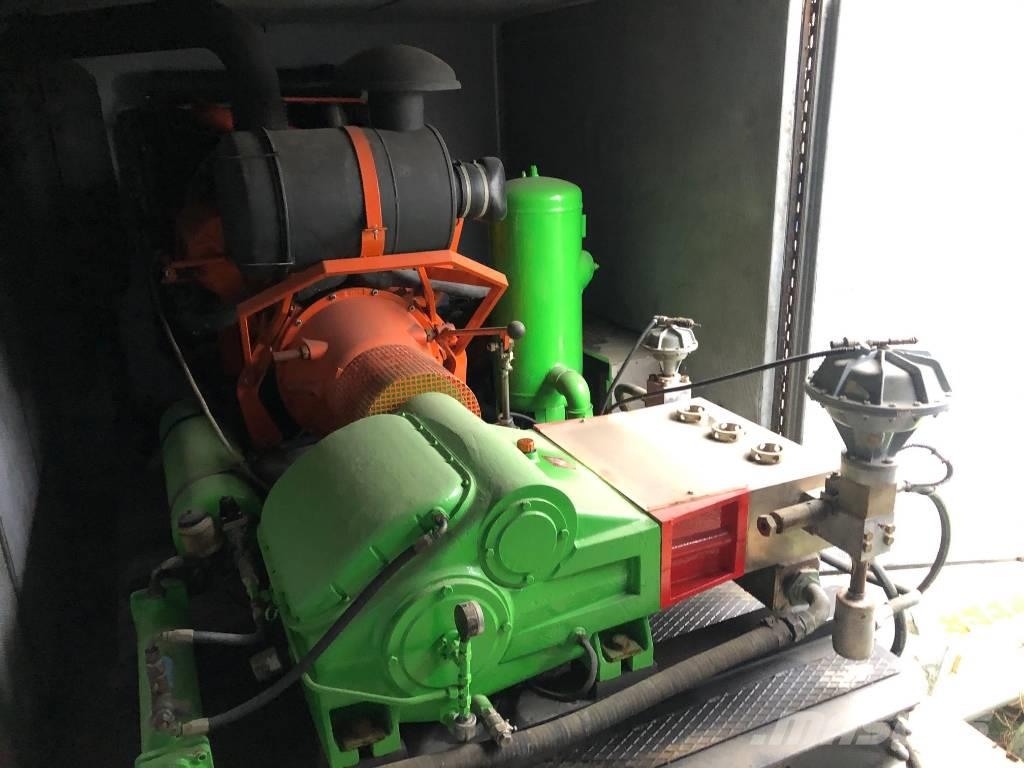 Scania Kamat Pumpe 176L 900Bar HOCHDRUCK