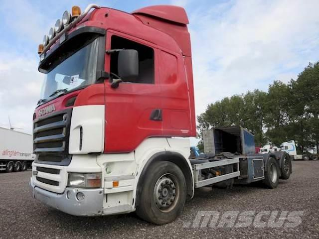 Scania R 420 LB6X2*4HLB