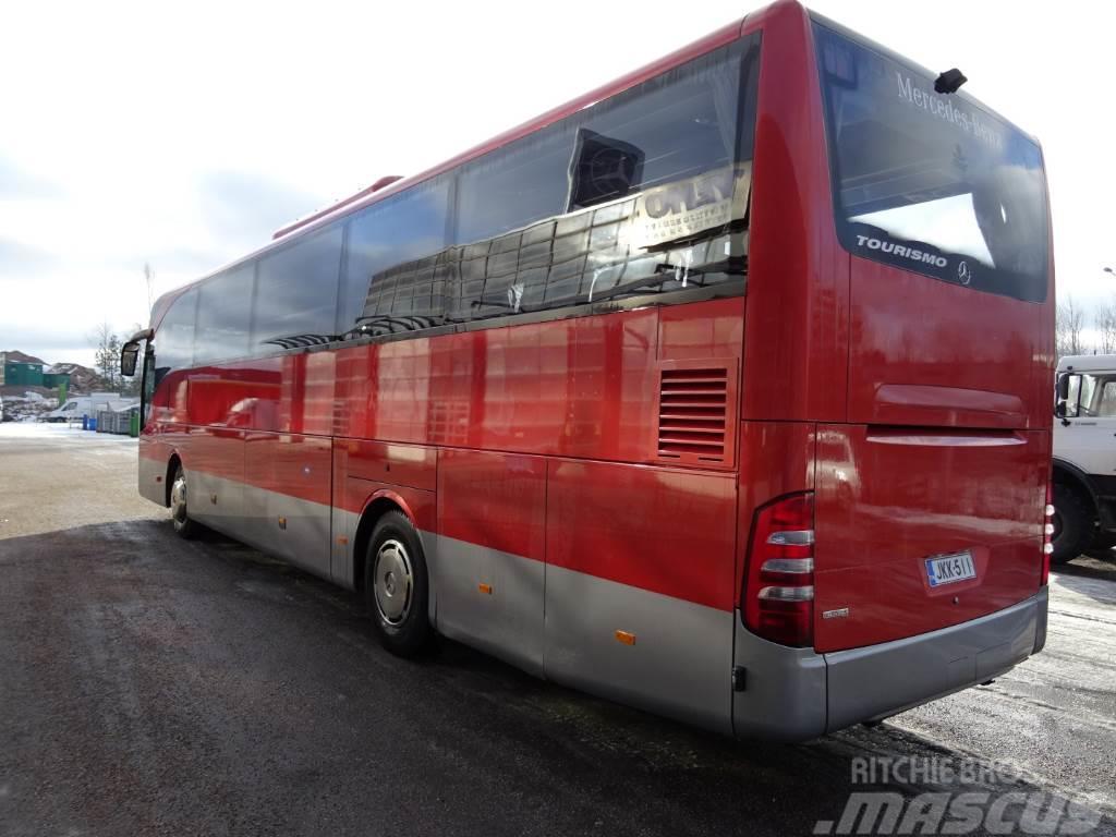 Used mercedes benz tourismo r2 15 rhd 50 paikkaa coach for Mercedes benz tourismo coach