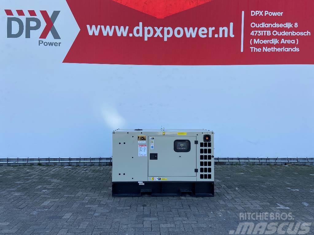 Perkins 404A-22G1 - 22 kVA Generator - DPX-15701