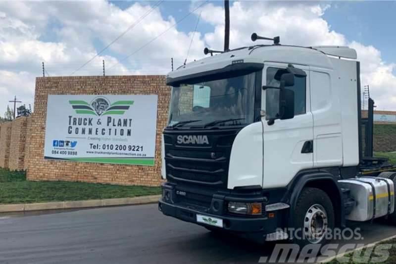 Scania 2014 Scania G460
