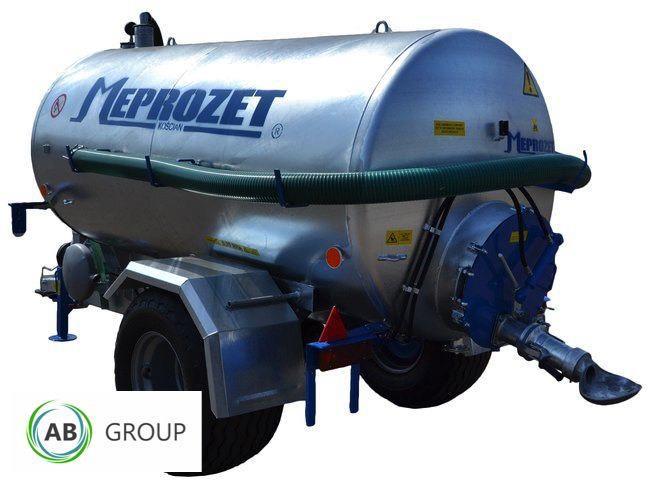 Meprozet Slurry tanker 5000l/Güllefass/Wóz asenizacyjny