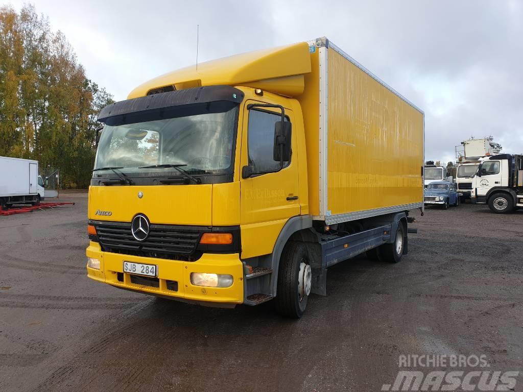 Mercedes-Benz Atego 1223 L