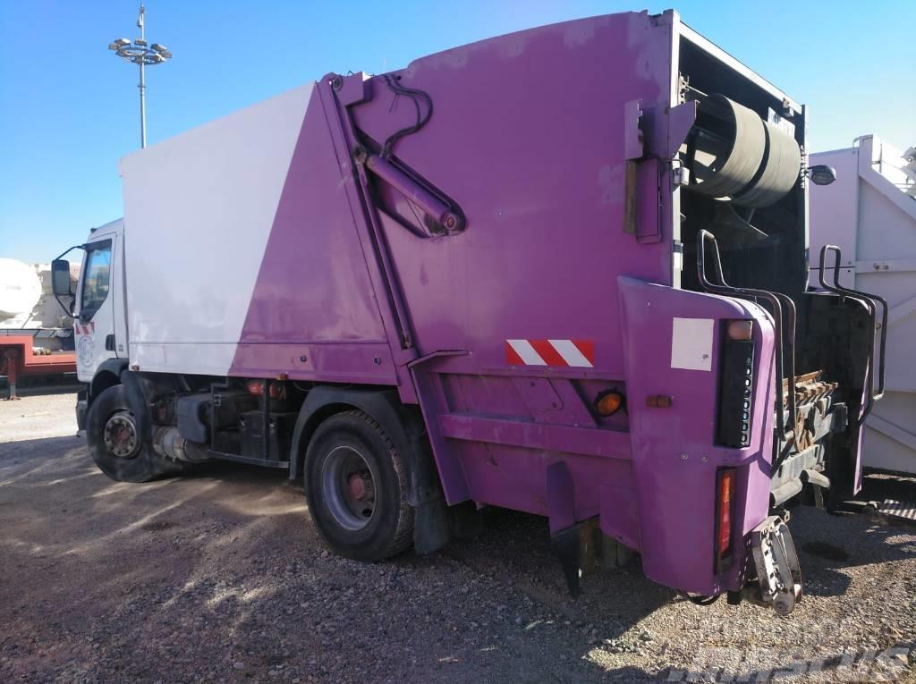 Camion BASURERO MERCEDES 2533L