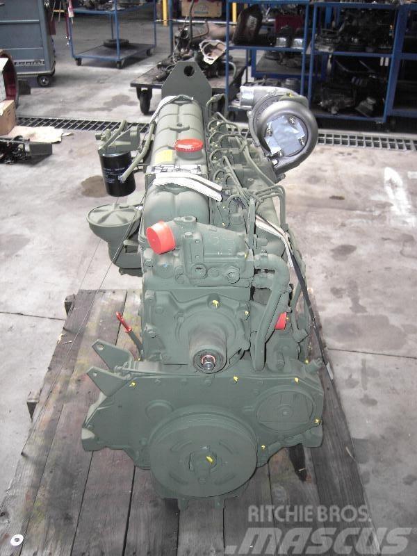 DAF DNTD 620, 2012, Motorer