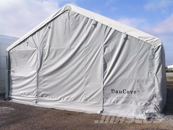 Dancover Storage Shelter 8x9x3x5m Titanium Telthal, 2017, Övriga