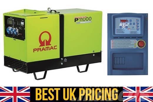 Pramac P11000 11kVA Genset for Home with ATS Panel (230V)