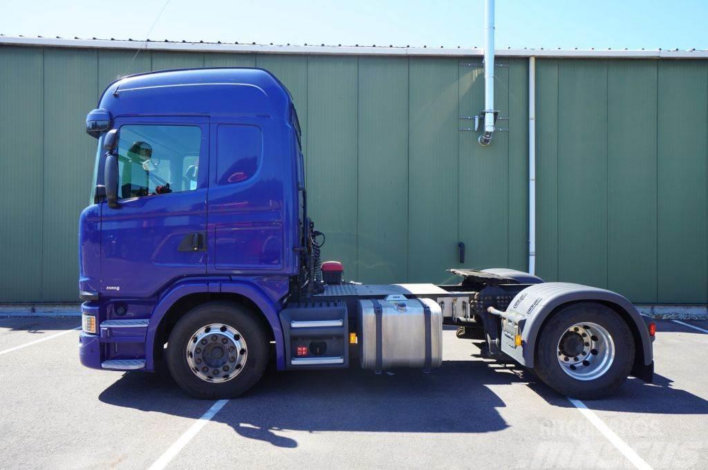 Scania G 410 EURO 6 ADR RETARDER