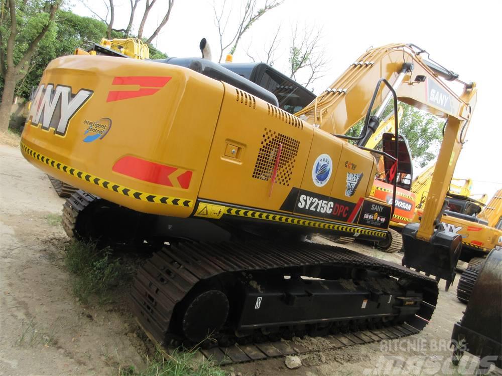 Sany SY 215 C-9