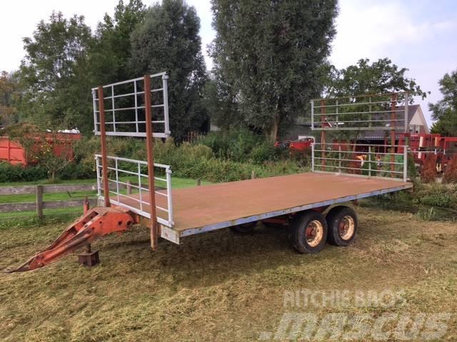 Deutz-Fahr Landbouwwagen