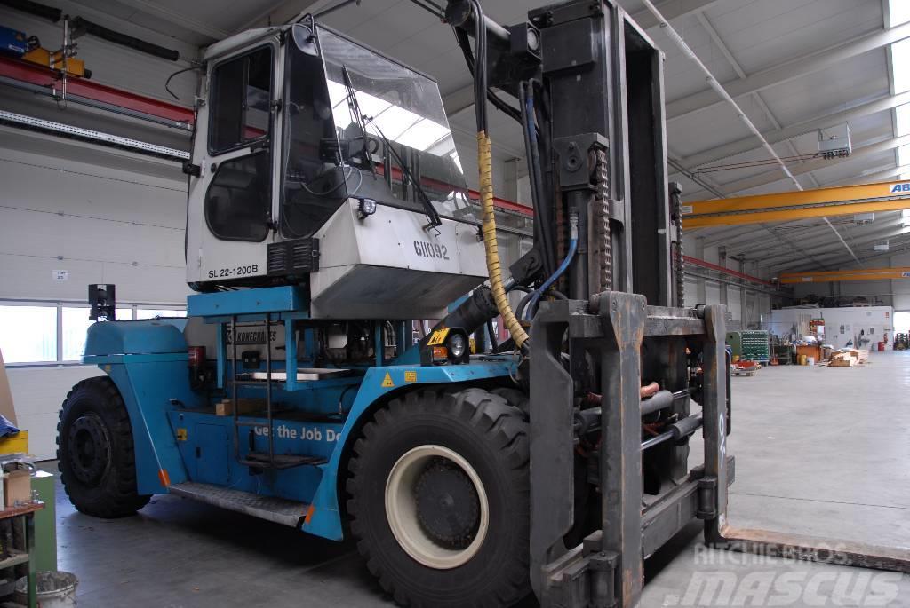 SMV SL 25-1200 B Upgrade
