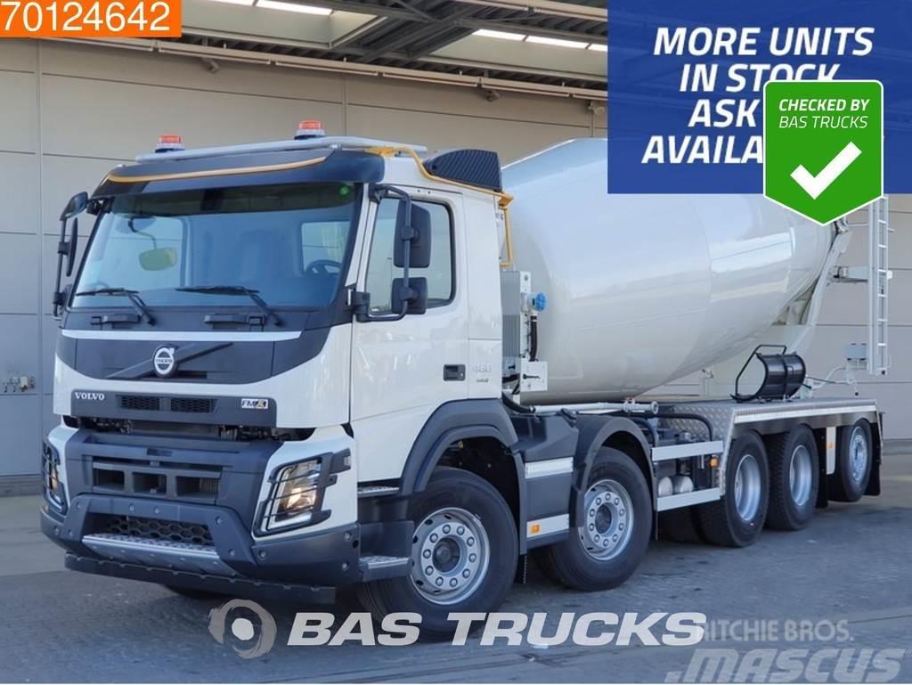 Volvo FMX 460 10X4 15m3 Schwing Stetter 10X4 VEB+ Euro 6