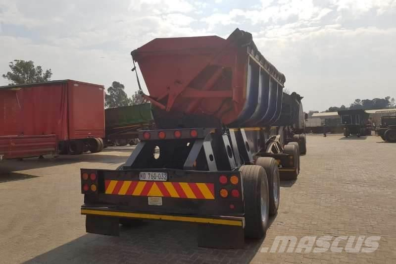 Afrit 2008 Afrit Link Side Tipper