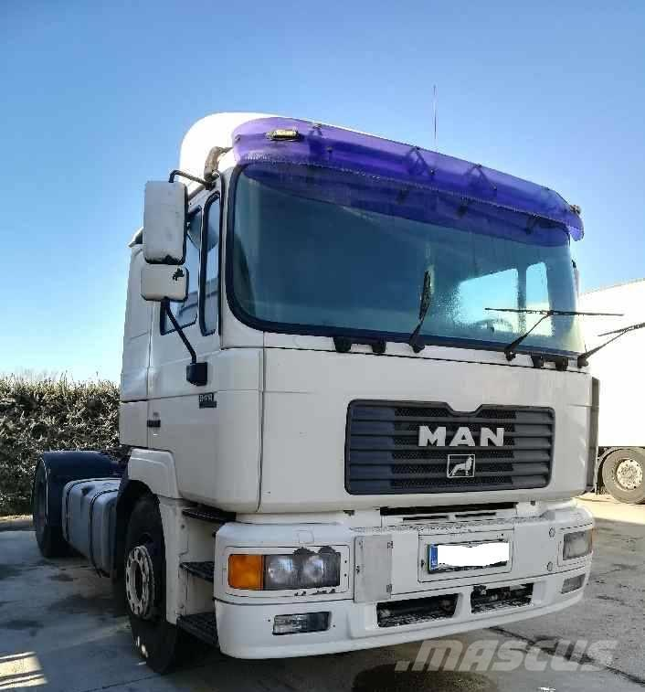 MAN 19.414 4X2 tractor unit