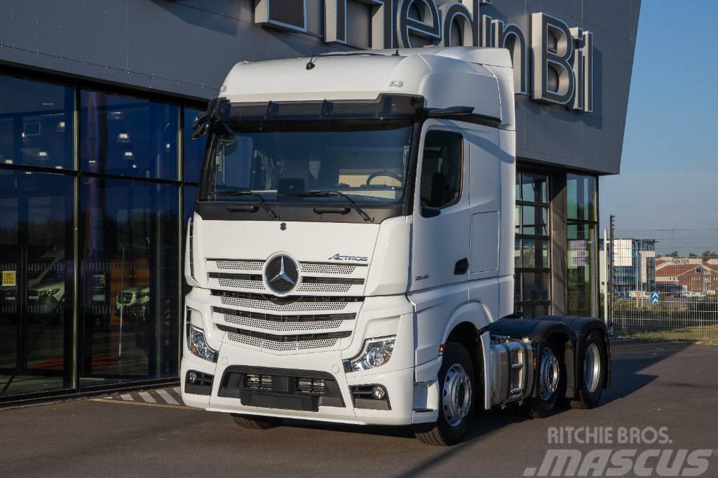 Mercedes-Benz Actros 2546 LS 6x2*2