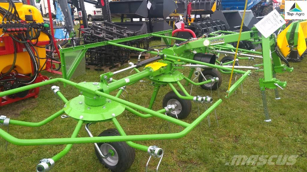 [Other] Kowalski 4-rotor rotary tedder, High quality! Top-