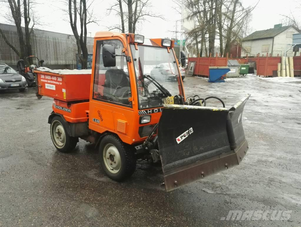 used holder c240 compact tractors year 2003 price 8 957 for sale