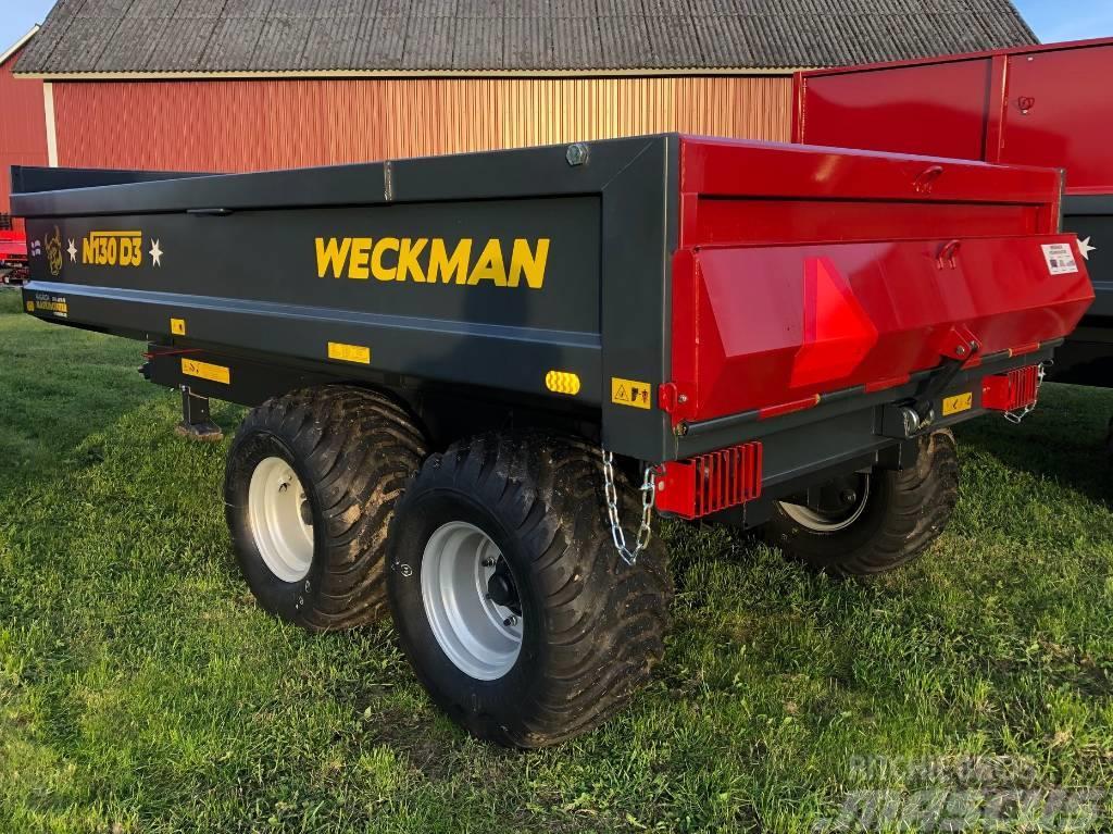Weckman Proffsdumper 13 ton ND130