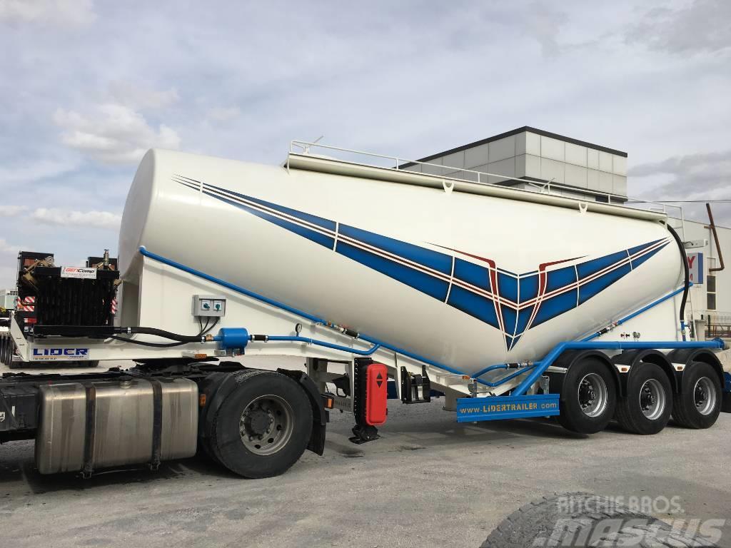 Lider Bulk cement tanker
