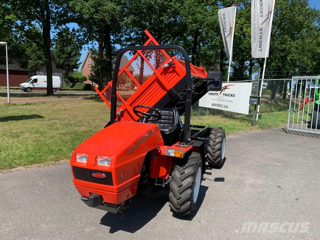 Goldoni Transcar E 33  4x4 kipper 3 side