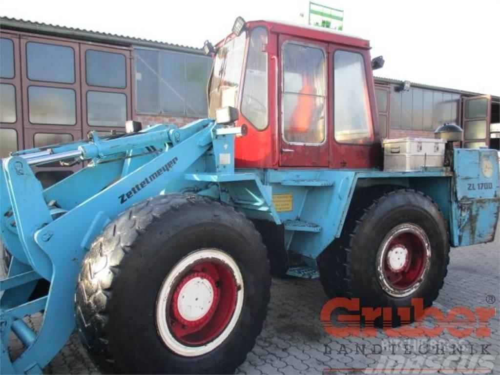 Zettelmeyer ZL 1700