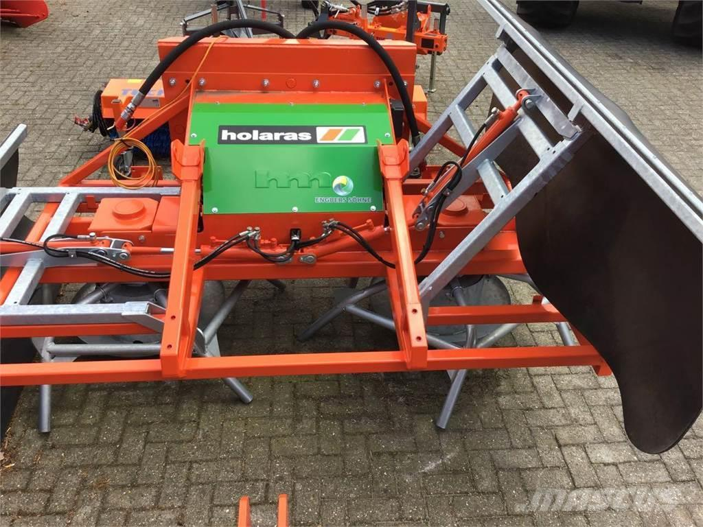 Holaras Jumbo KS, 2018, Uelsen, Germany - Used silo unloading equipment -  Mascus USA