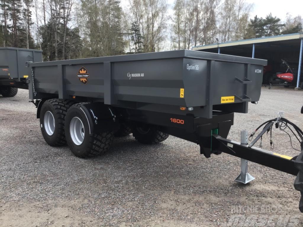 Palmse D1600 Dumper