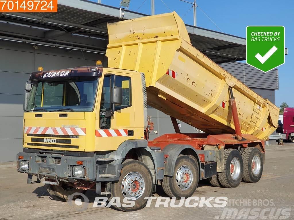 Iveco Eurotrakker 320E44 8X4 Manual Intarder Big-Axle 16